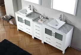 carrara marble countertop double sink bathroom vanity white with marble carrara marble countertops home depot