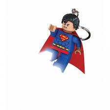 Купить Конструктор <b>Lego Брелок-фонарик для</b> ключей Superman ...