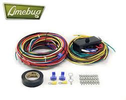 vw wiring loom fuse box t beetle buggy bug baja electrical image is loading vw wiring loom fuse box t1 beetle