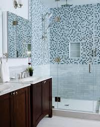 Robin Wilson Interior Design Master Bath With Kohler Vanities Fixtures From Ecobungalow