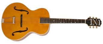 Epiphone Masterbilt® Zenith Classic™ Acoustic/Electric Guitar
