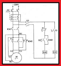 dol starter wiring diagram for single phase motor the best how do you reverse a single phase motor at Wiring Diagram For Forward Reverse Single Phase Motor