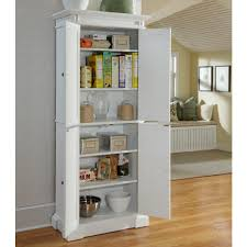 Wooden Storage Cabinets With Doors Marvelous Storage Pantry White Roselawnlutheran