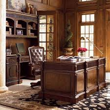 office stunning luxury home office decor combine with leather sofa also concrete grey wall plus
