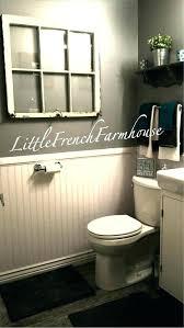 half bathrooms. 1 2 Bath Decor Idea Small Half Bathrooms On Farm Style Ideas
