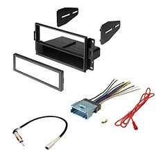 must have gadgets car stereo radio cd player receiver install mounting kit radio antenna pontiac grand prix 2004 2008
