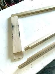 wood frame window screens making a window frame making making wooden window screen frames making steel