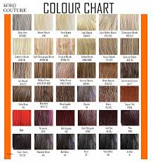 Elgon Hair Color Chart Bedowntowndaytona Com