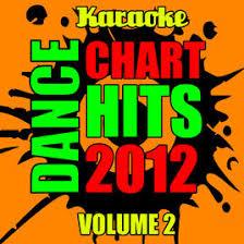 Dance Chart Hits 2012 Volume 2 Karaoke By Karaoke Star Explosion