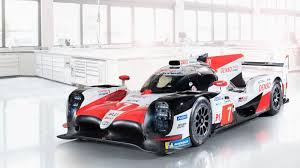 Here's The Updated TS050 Prototype Toyota Has Two Shots To Win Le ...