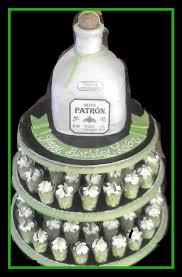 Margarita 8 Tequila Cake Cupcakes Cakes Birthday Photo Shots Snackncake - And Patron Shots
