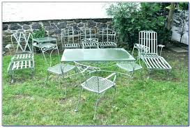 vintage iron patio furniture. Delighful Iron KitchenPretty Ebay Patio Furniture Clearance 39 Vintage Wrought Iron Sets  Used Pretty   In S