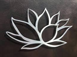 lotus flower wall art brushed lotus flower metal wall art lotus metal art home like this lotus flower wall art  on lotus flower metal wall art uk with lotus flower wall art best metal flower wall art ideas on metal