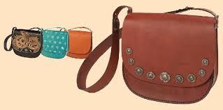 olivia leather handbag kit