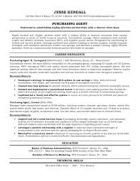 Purchasing Agent Resumes Purchasing Agent Cover Letter Nurul Amal