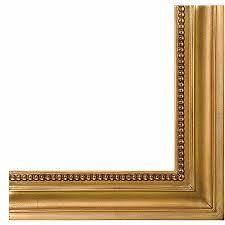 gold bead mirror frame mirror frame55 mirror