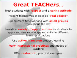 Quotes For Teachers From Students Extraordinary Great Teachers Allthingslearning