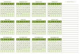 Excel Yearly Calendar Calendar Month Printable