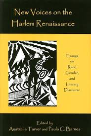 books the harlem renaissance research guides at washington  new voices on the harlem renaissance by tarver editor paula c barnes editor