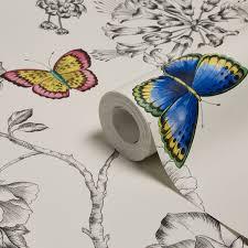 Butterfly Wallpaper B&q - 3402x3402 ...