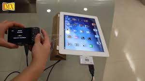 apple tablet met usb aansluiting