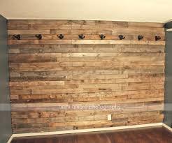 Floors Made From Pallets Pallet Wall Idea Custom Man Cave Jam Room Music Room Bar