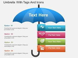 Free Umbrella Chart Template Digital Marketing Roadmap Powerpoint Slides Design