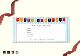 Happy Birthday Gift Certificate Template Fancy Coupon