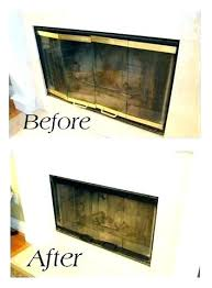 how to replace fireplace doors replace fireplace gas fireplace doors gas fireplace glass doors excellent awesome