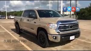 2017 Toyota Tundra Crewmax TSS Walk Around Video - YouTube