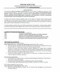sample resume for investment banking investment banker resume wikirian com
