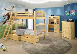 Phoenix Bedroom Furniture Phoenix Bunk Bed Natural By Innovations