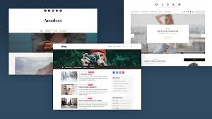 Wordpress Blog Design Free Best Wordpress Themes For Blog And Magazine Site 2016