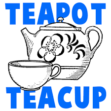 teacup and teapot drawing. Interesting Teapot How To Draw Teapots U0026 Teacups With Simple Steps To Teacup And Teapot Drawing