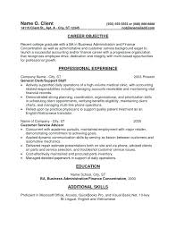 entry level resume objective best builder template ideas on templates and  sending through email sample names