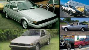 1985 Toyota Corolla Gts best image collection - share and download
