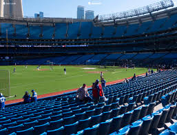 Rogers Centre Section 130 Al Seat Views Seatgeek