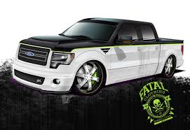 Fatal Clothing Designs 2014 Ford F 150 By Fatal Clothing Top Speed