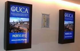 Education College University Campus School Digital Signage