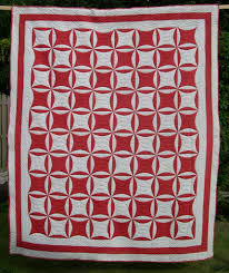 Rob Peter to Pay Paul - Carolyn Gibbs Quilts & The striking combination of plain red and white fabrics in patchwork became  very popular from the mid-nineteenth to early twentieth century, following  the ... Adamdwight.com