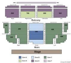 Cahn Auditorium Tickets And Cahn Auditorium Seating Chart