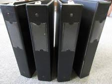 Avery Dennison 1 1 2in Ring Office Binders Supplies For Sale Ebay