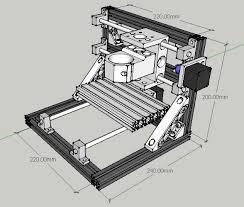 diy cnc router kit. the interesting diy cnc 3 axis engraver machine pcb milling wood carving router kit diy cnc