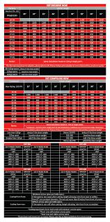 Victory Arrow Chart Victory Vxt Elite V1 Taper Shafts 12x Pcs
