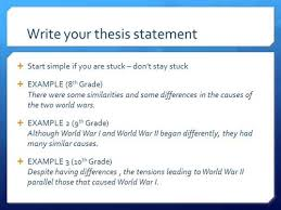 Descriptive Essay Thesis Statement Examples Write A Descriptive Essay Thesis Statement Homework Example