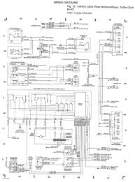 1998 toyota 4runner trailer wiring diagram solidfonts 2005 toyota tacoma trailer wiring harness diagram ewiring