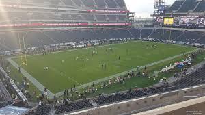 Lincoln Financial Field Section C16 Philadelphia Eagles