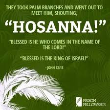 Palm Sunday Christian Quotes