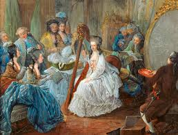 the role of women in the french revolution how was her life  marie antoinette s style revolution on the eve of the french revolution ladies at versailles scrambled