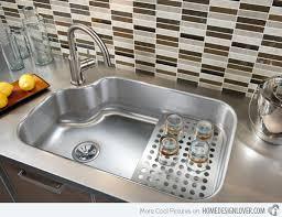 💙 15 Cool Corner Kitchen Sink Designs  Home Design LoverModular Kitchen Sink